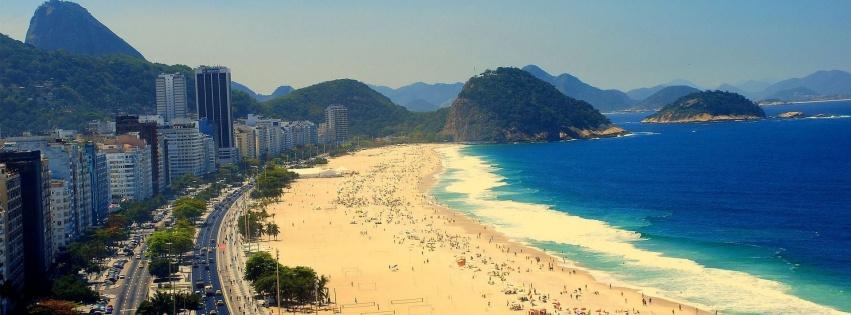 plage de copacabana couverture facebook