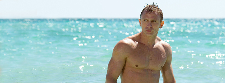 Daniel Craig Facebook sexy
