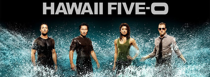 Hawaii 5-0 couverture facebook