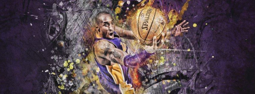 Kobe Bryant basket