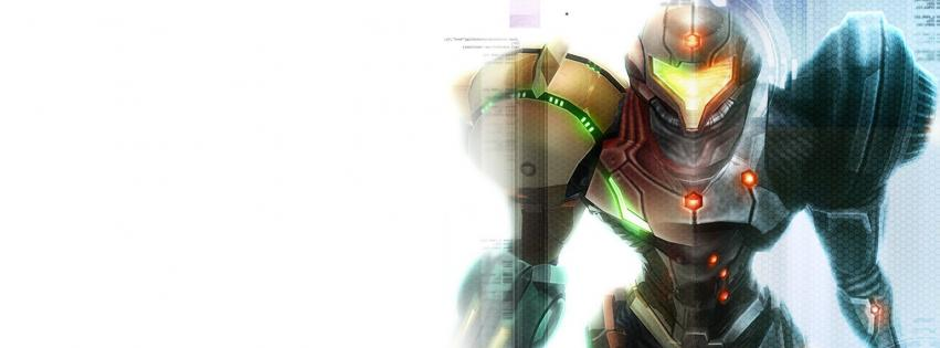 Couverture facebook Metroid