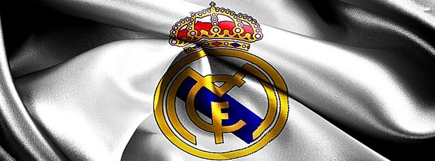 Couverture facebook Real de Madrid