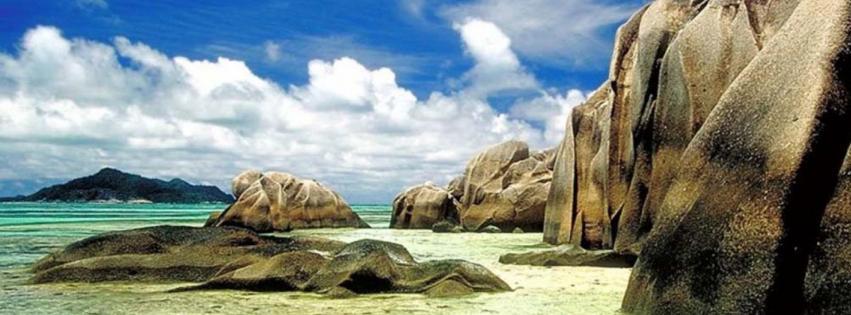 Couverture facebook des seychelles