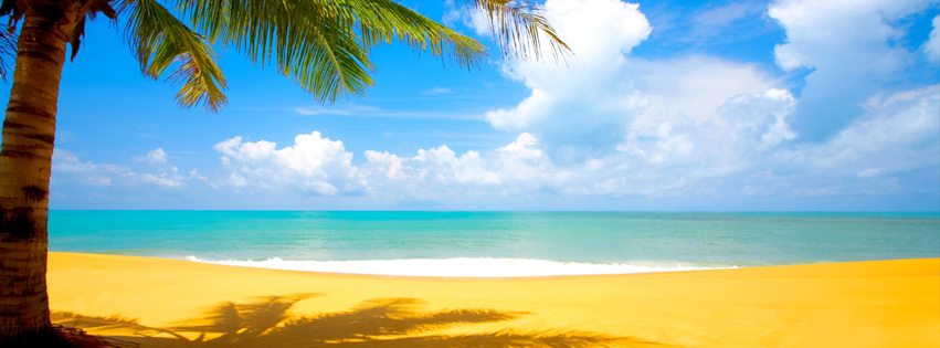plage de sable couverture facvebook