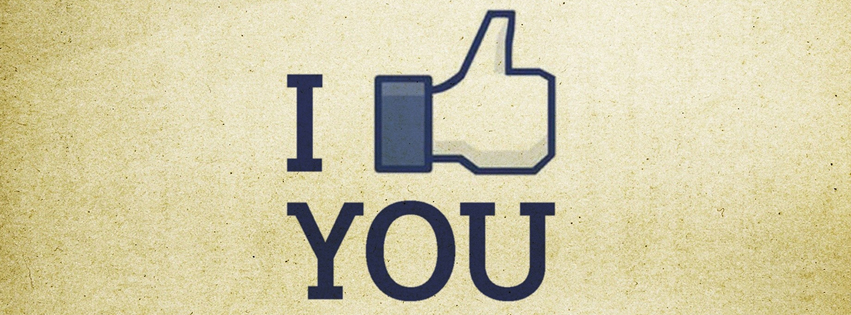 i like you couverture facebook