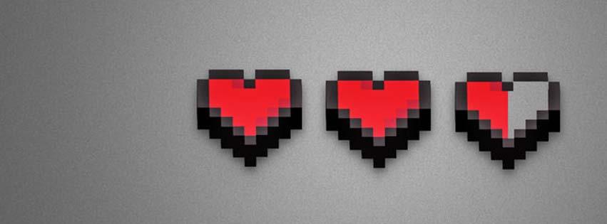 Coeur de Zelda couverture facebook