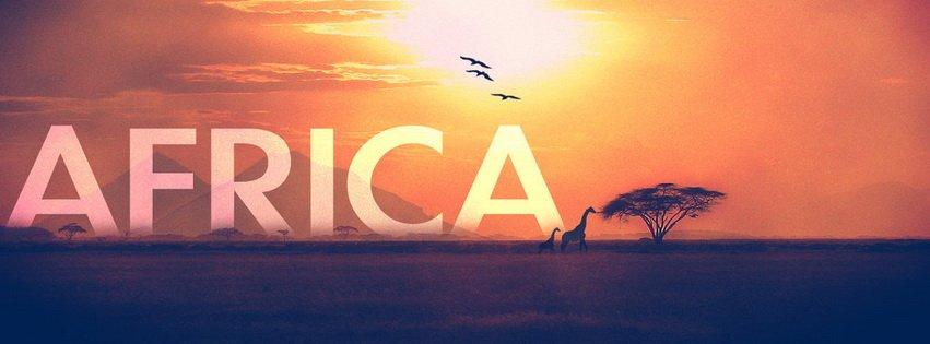 Afrique - africa couverture facebook