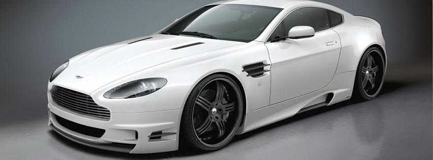 Aston Martin couverture facebook