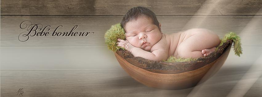 Bébé se repose couverture facebook