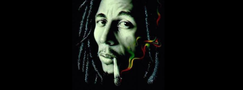 Couverture facebook bob marley