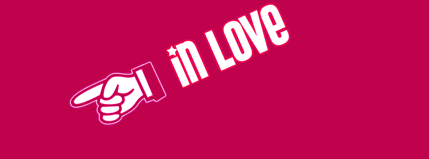 couverture facebook In love