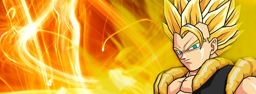 Cogeta-dbz-dragon ball z couverture facebook