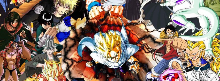 Dragon ball z couverture facebook