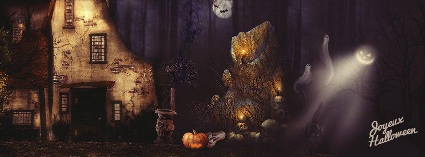 Joyeux halloween cover Fb