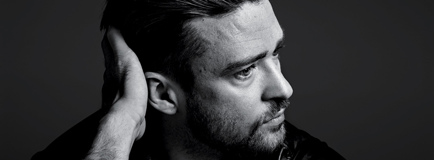 Justin timberlake couverture facebook