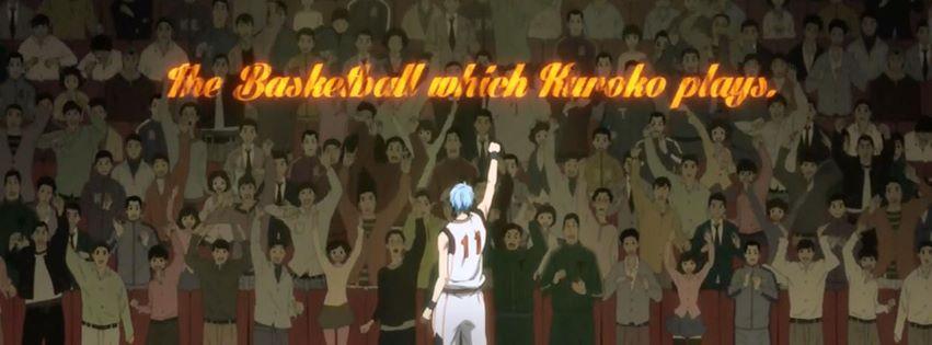 kuroko no basket couverture facebook