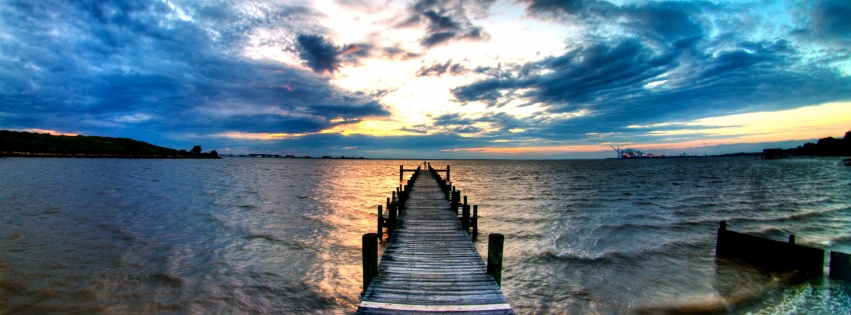 Pont lac paradis