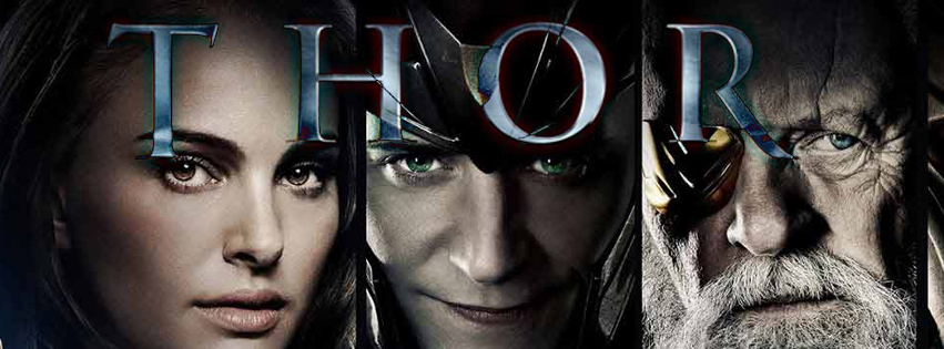 Couverture Facebook Thor 2